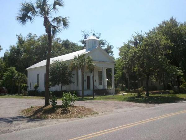 Historic Campbell Chapel, Bluffton, SC