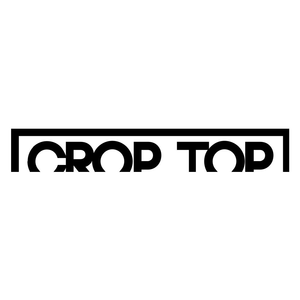 Identity for NY based DJ, CropTop