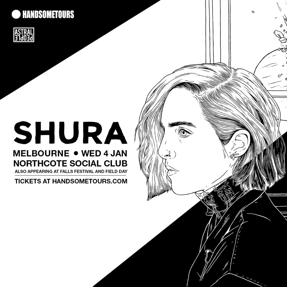 Shura 2016 Tour Publicity