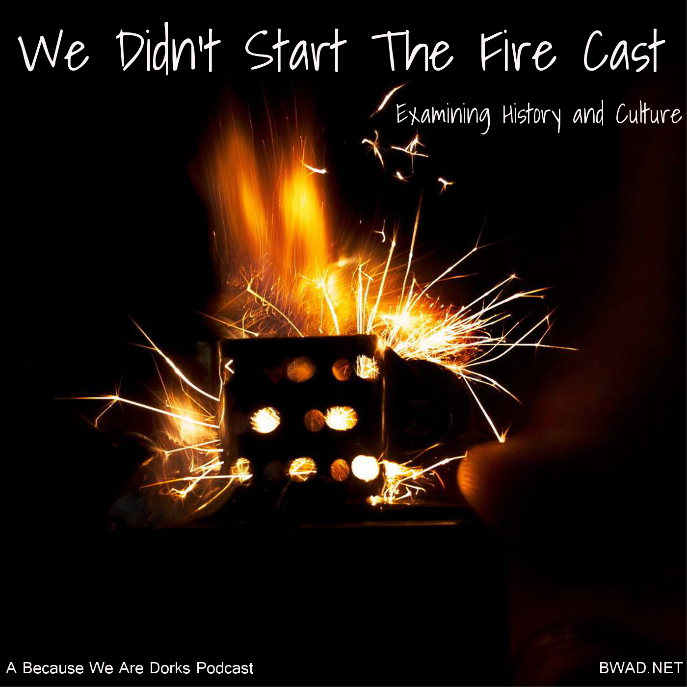 We Didn't Start The Fire Cast - Because We Are Dorks