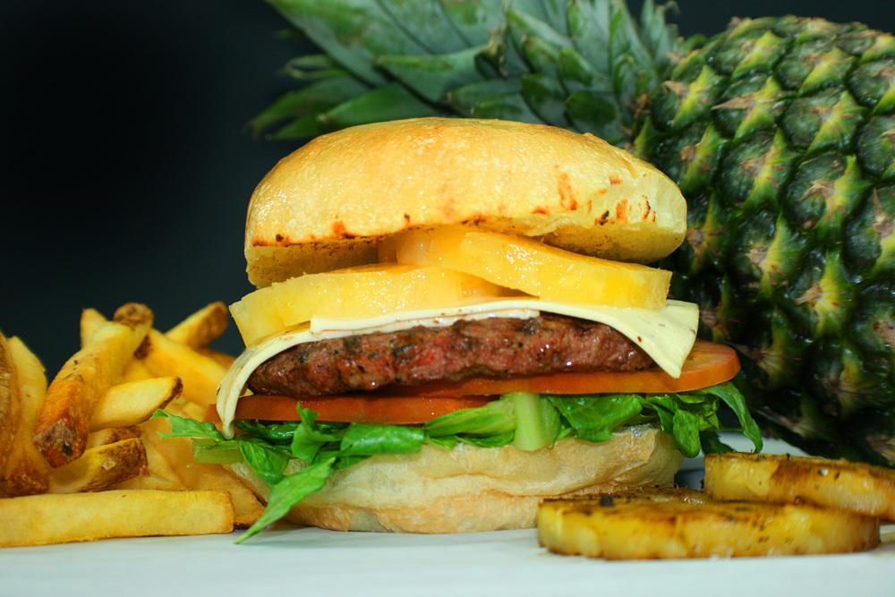 Aloha Burger