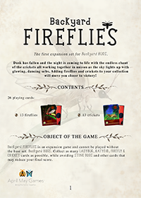 Rules for FIREFLIES