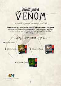 Rules for VENOM