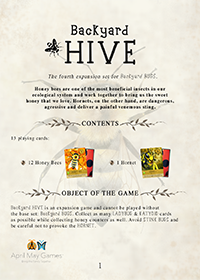 Rules for HIVE