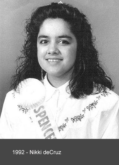 1992 - Nikki deCruz.jpg