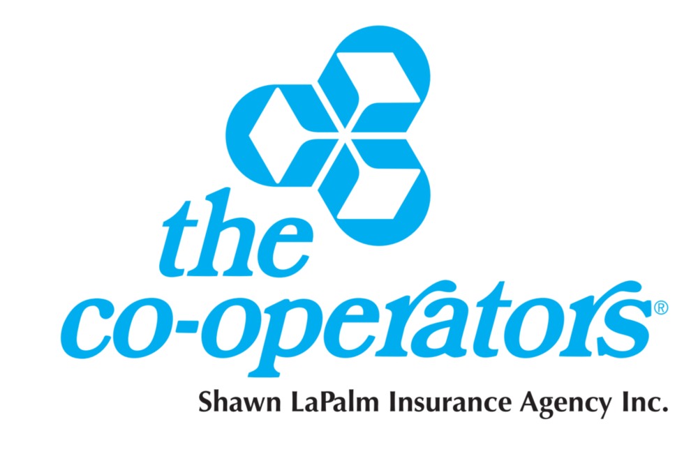 Proudly sponsored by: the co-operators, shawn lapalm insurance agency inc.