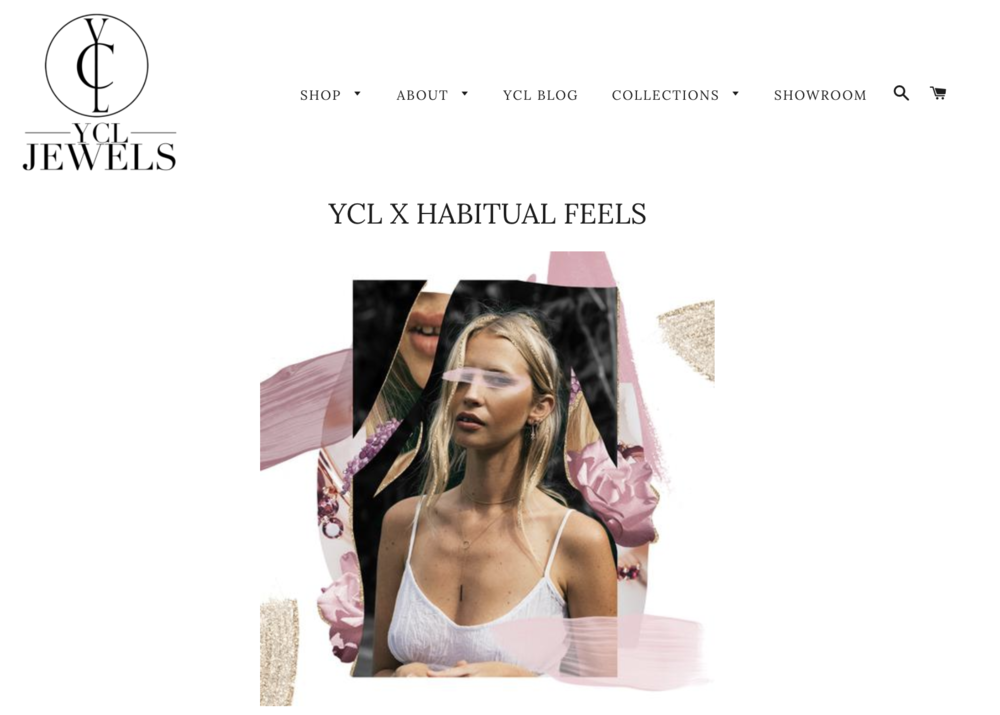 YCL Jewels Collaboration