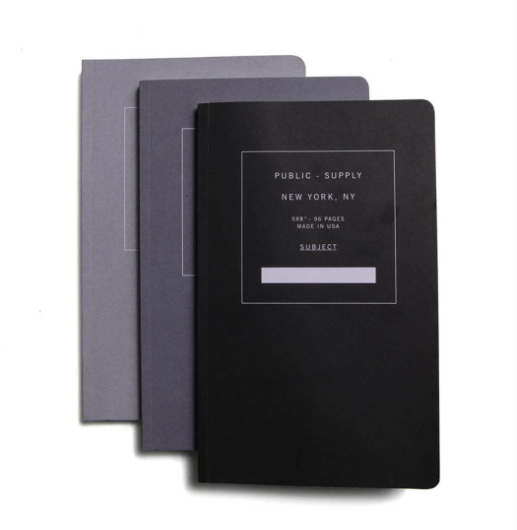 Notebooks by Public Supply