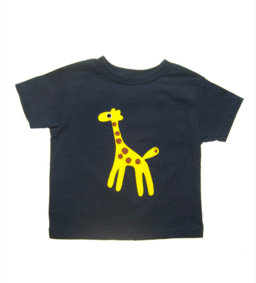 Giraffe T-Shirt by Mi Cielo