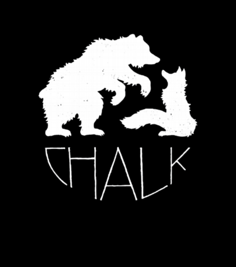 Bear Fox Chalk