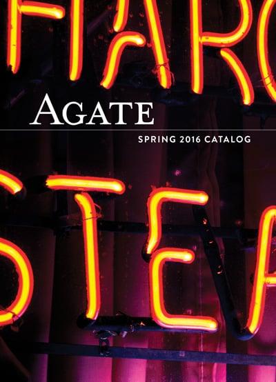 Agate Publishing Spring 2016 catalog