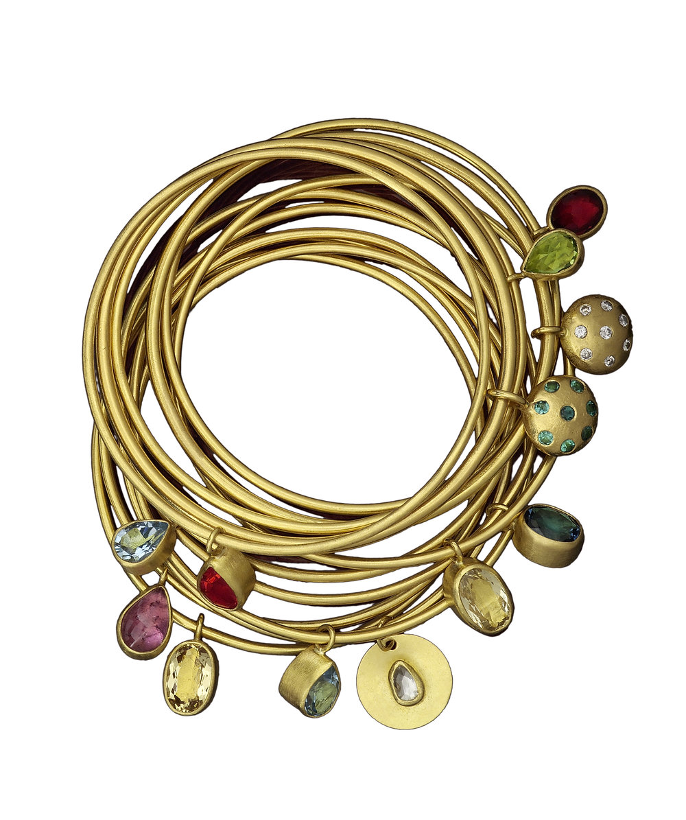 Bracelets, bangles & cuffs