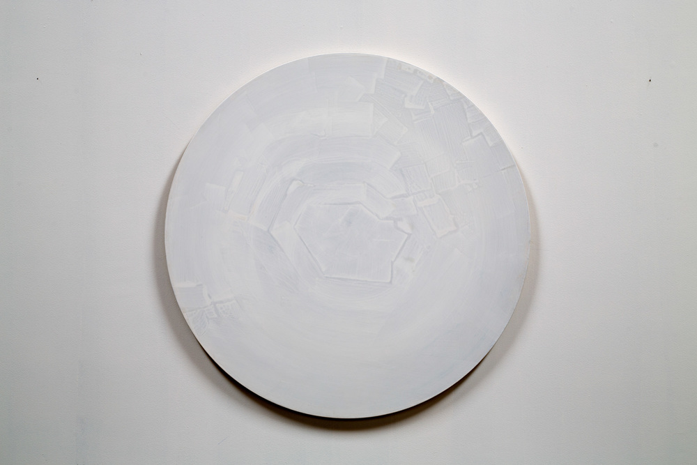 RP 11-2, 2011, acrylic on canvas over plywood panel, 117 cm (46 inches)