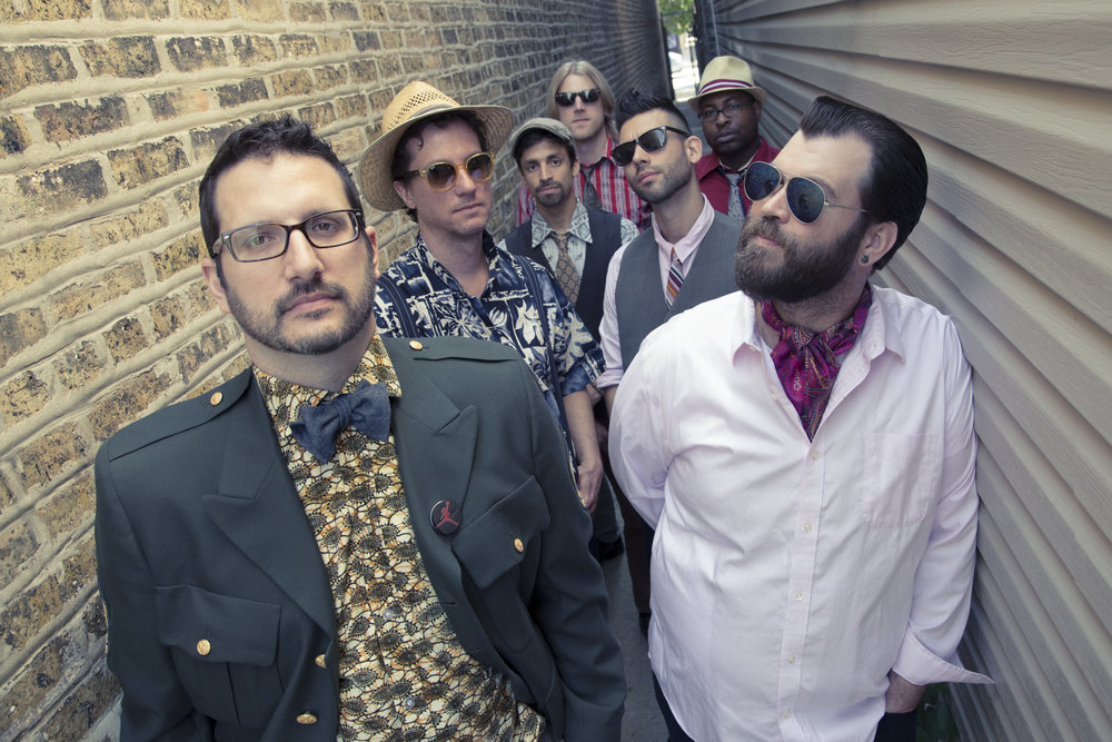 Chicago AfroBeat Project - Saturday, September 23, 5:00-6:00pmWest Stage at the Midway
