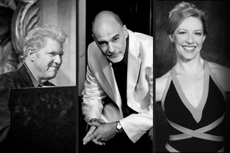 Double Monk: Jeremy Kahn & Steve Million with Ariane Dolan - Saturday, September 23, 7:15-8:15pmInternational House
