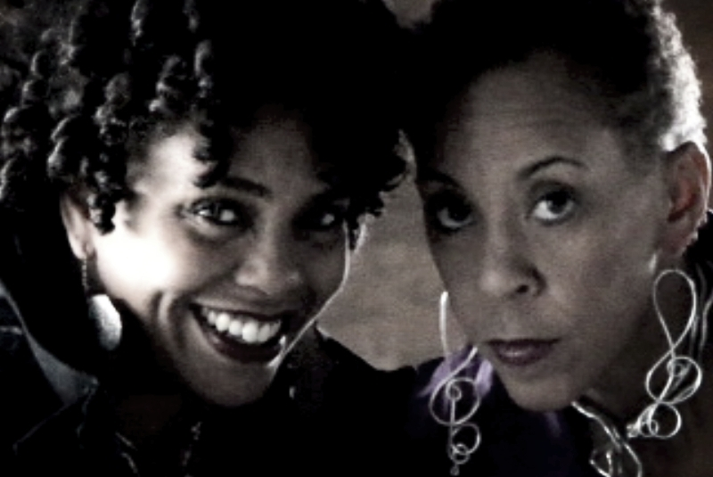 Maggie and Africa Brown: 2 Brown Sisters Swingin' Hyde Park - Sunday, September 24, 2:00-3:00pmWagner Stage at the Midway