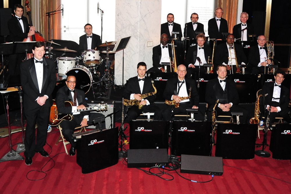 Chicago Jazz Orchestra - Sunday, September 25, 5:00-6:00pmWest Stage