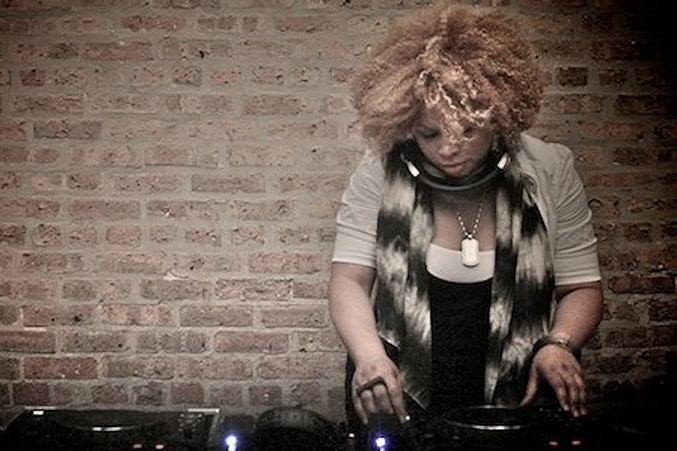 DJ Sadie Woods - Saturday, September 24, 9:30-10:30pmWest Stage