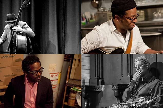 Joshua Abrams, Ari Brown, Gerald Cleaver, Jeff Parker Quartet - Saturday, September 24, 9:30-10:30pmInternational House