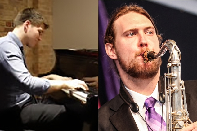 Roy McGrath / Bill Cessna Duo - Saturday, September 24, 5:30-6:30pmHyde Park Bank