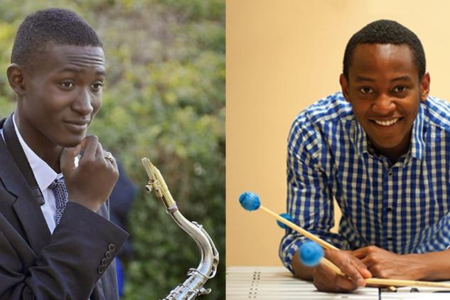 Thaddeus Tukes / Isaiah Collier Duo  - Saturday, September 24, 2:30-3:30pmSmart Museum of Art