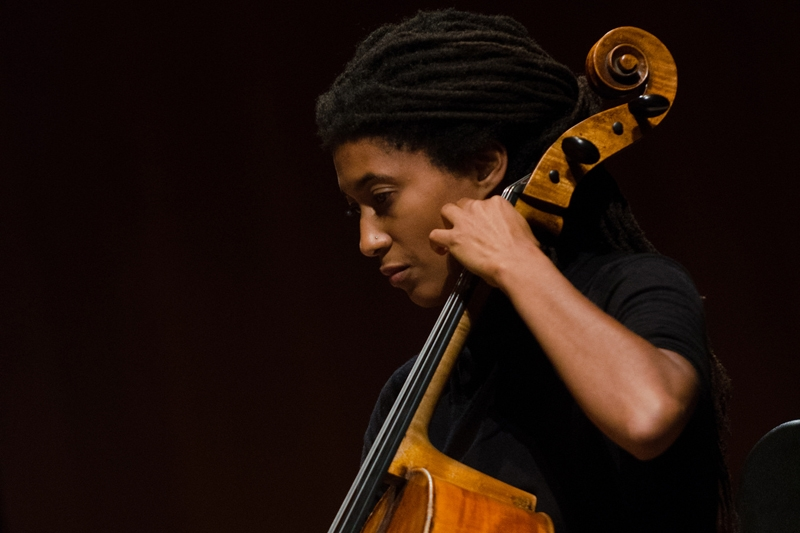 Tomeka Reid Ensemble - Saturday, September 26, 8:30-9:30pmWagner Stage