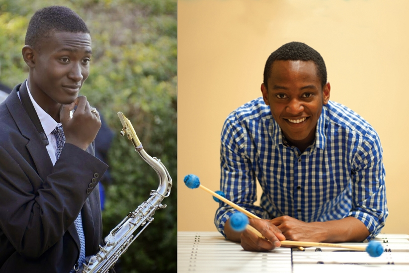 Isaiah Collier & Thaddeus Tukes - Saturday, September 26, 2:30-3:30pmOriental Institute (Breasted Hall)