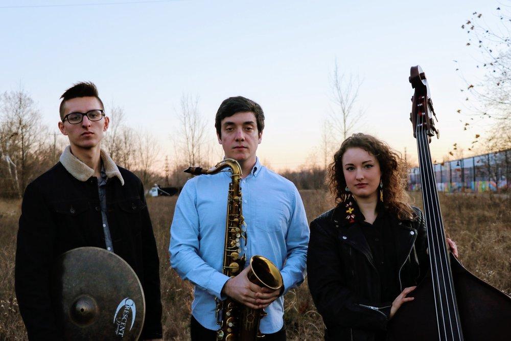 Hannah Marks' Heartland Trio -
