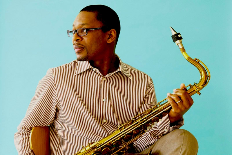 Ravi Coltrane with Brandee Younger -
