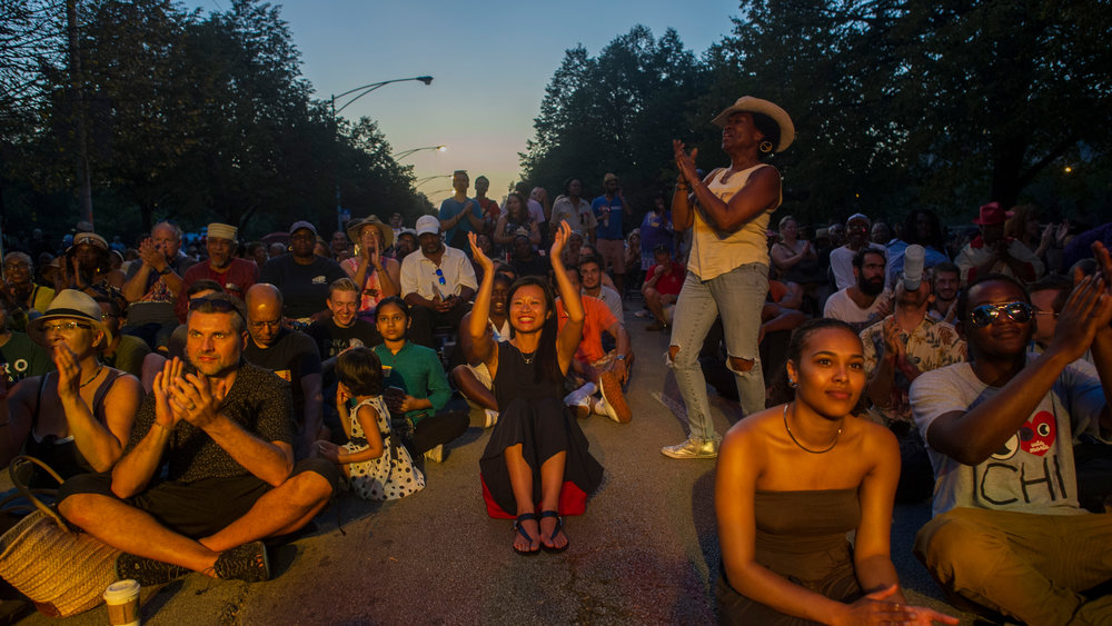 Audiences will have the opportunity to hear live jazz music at multiple venues at this year's Hyde Park Jazz Festival. PHOTO BY MARC MONAGHAN PROVIDED BY HYDE PARK JAZZ FESTIVAL