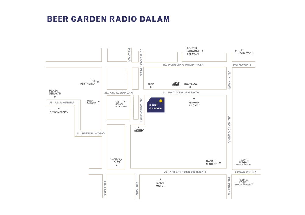 Map Radal