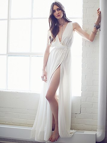 Linea Gown