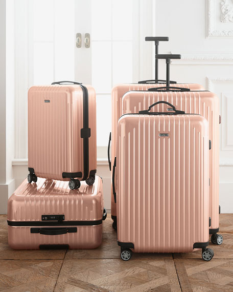 Rimowa North America | Salsa Air Pearl Rose Cabin Multiwheel