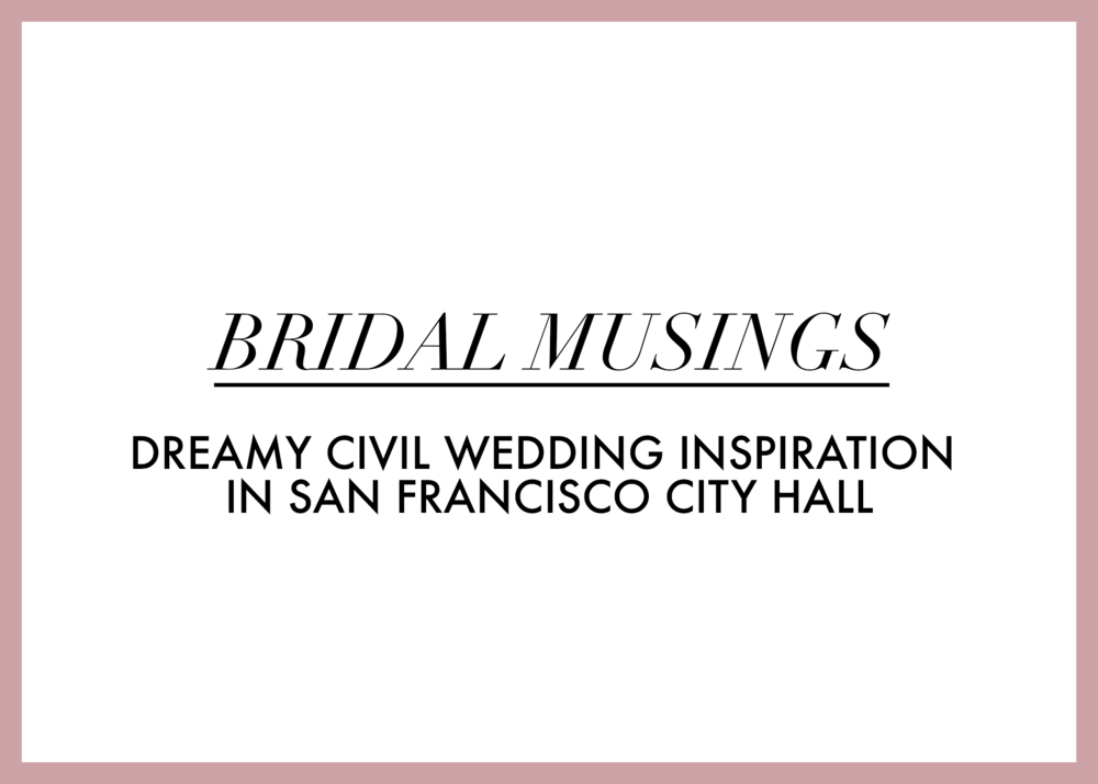 BRIDAL MUSINGS - KYLA GOLD