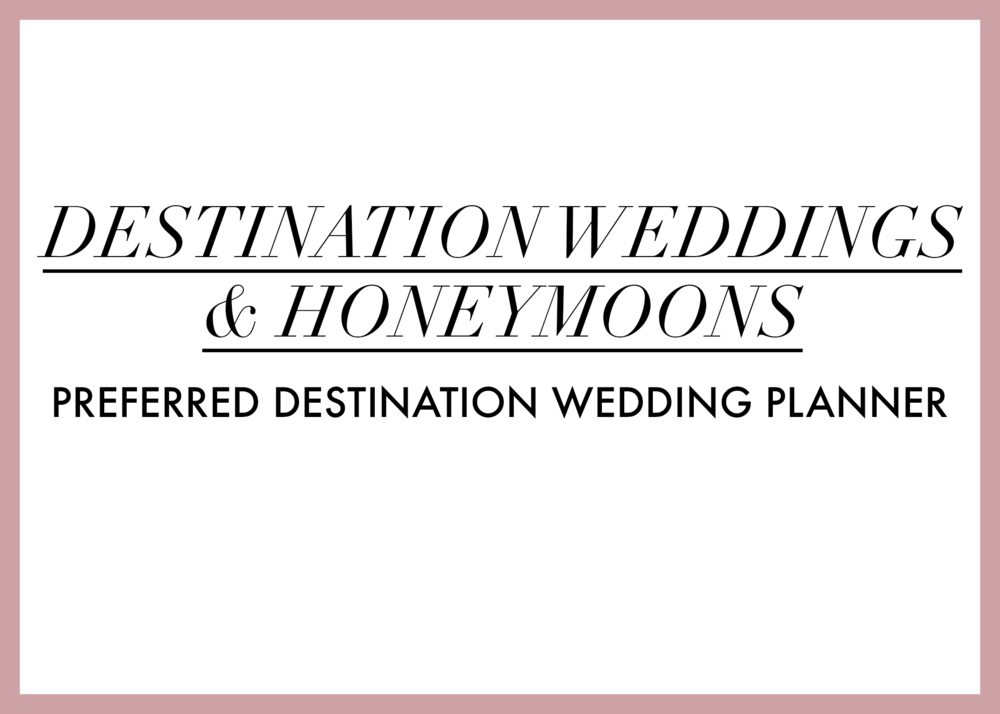 DESTINATION WEDDINGS AND HONEYMOONS KYLA GOLD