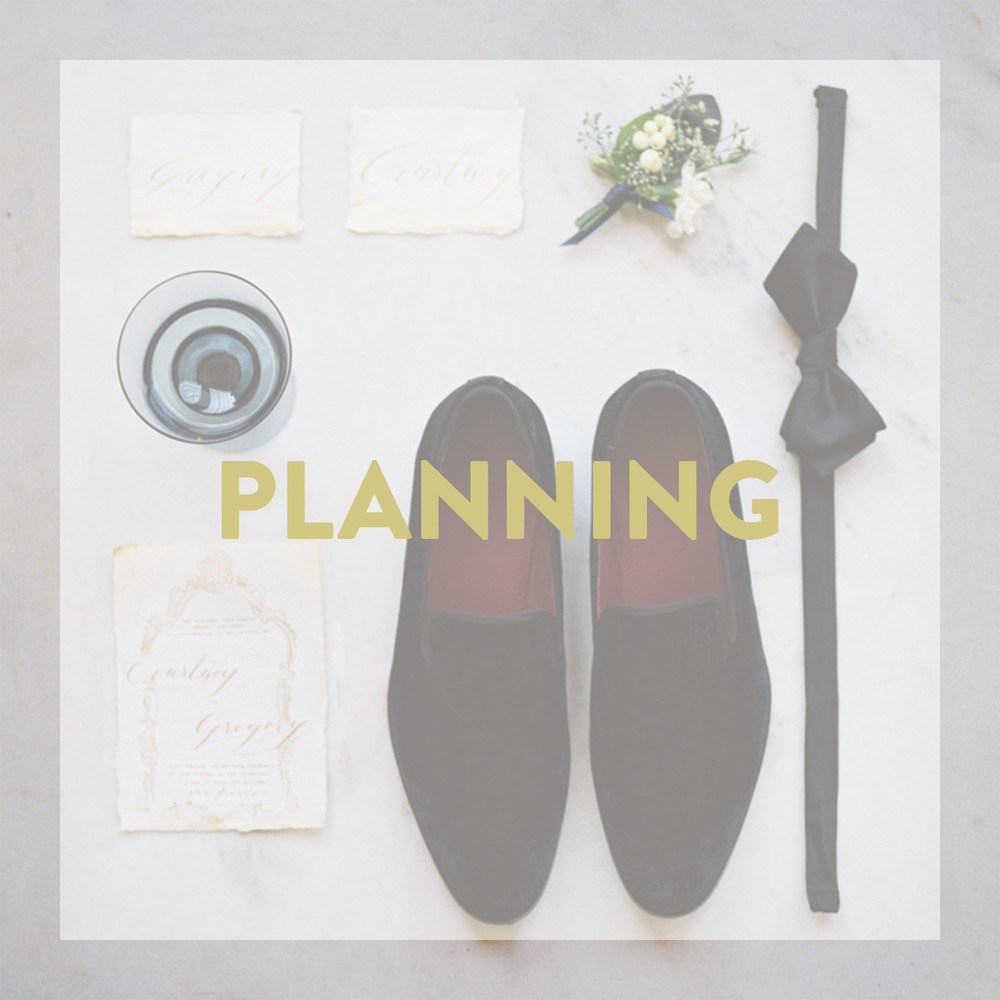 wedding planning and coordination