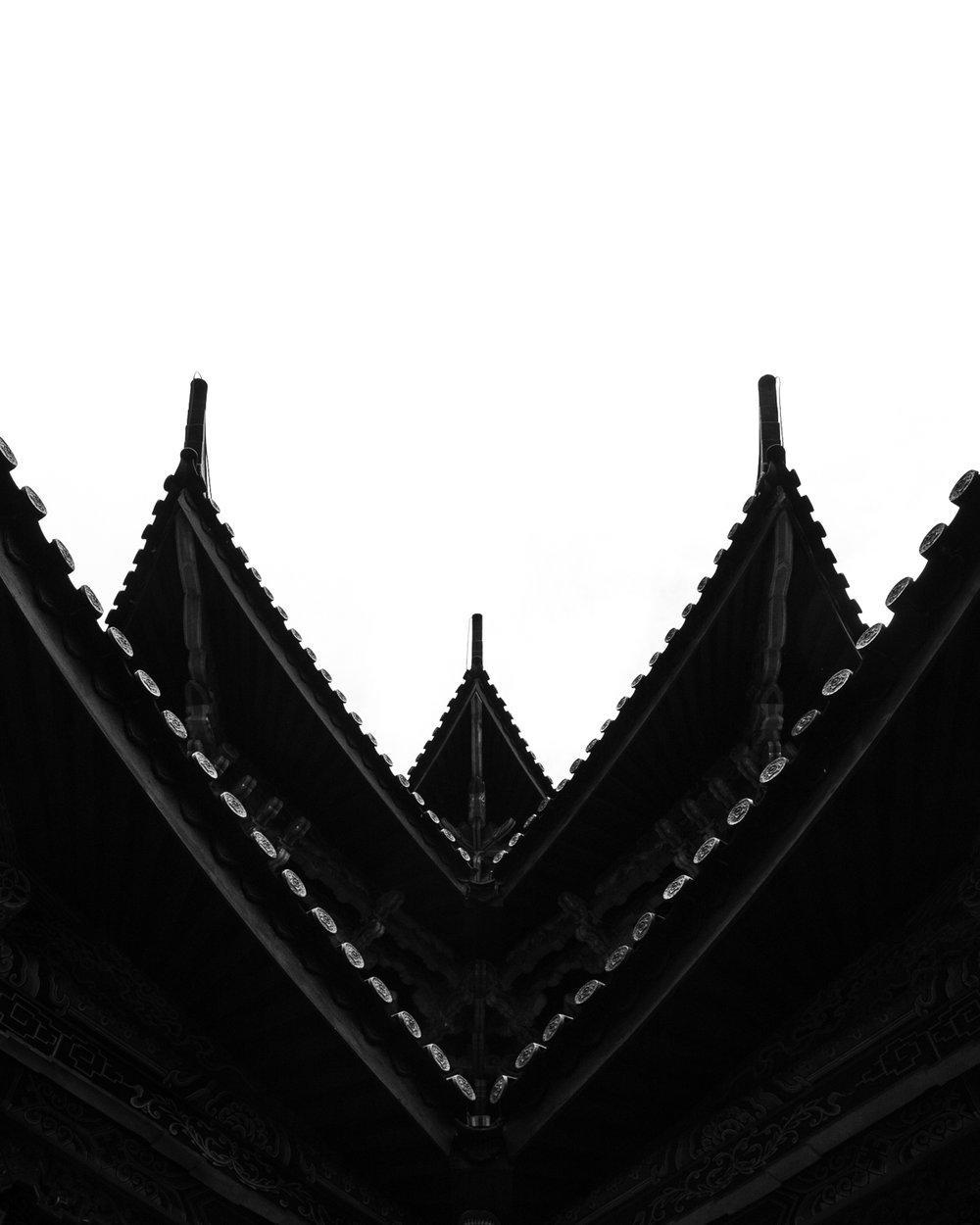 Mu's Mansion, Lijiang, China