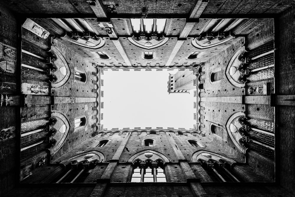 Siena Town Hall, Siena, Italy