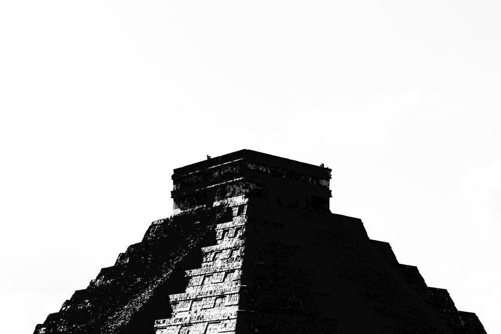 El Castillo, Chichen Itza, Mexico