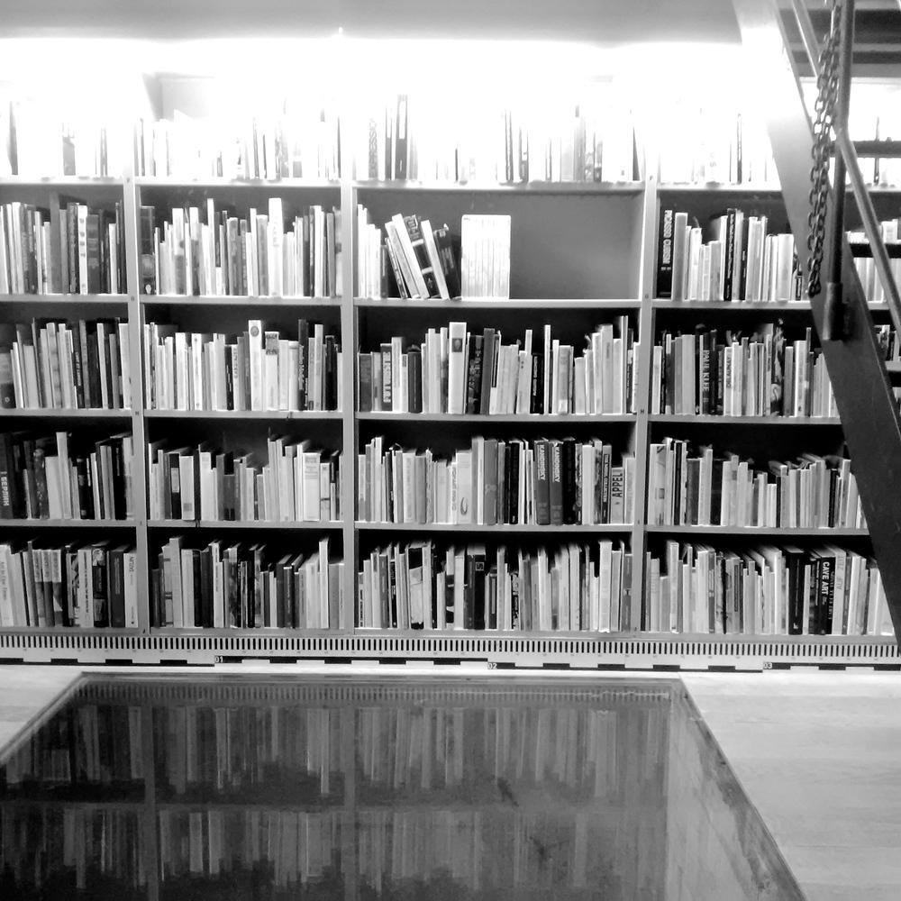 Sitterwerk Kunstbibliothek