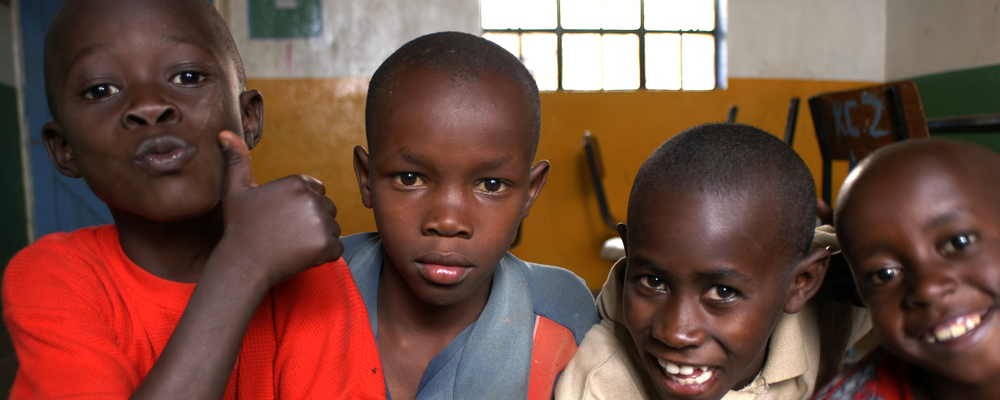 """""""Only 24 percent of all children living with HIV received antiretroviral treatment."""""""