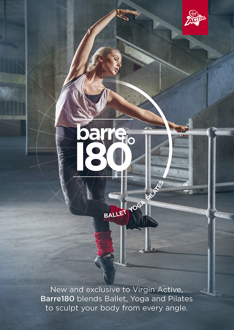 Barre180 Virgin Active