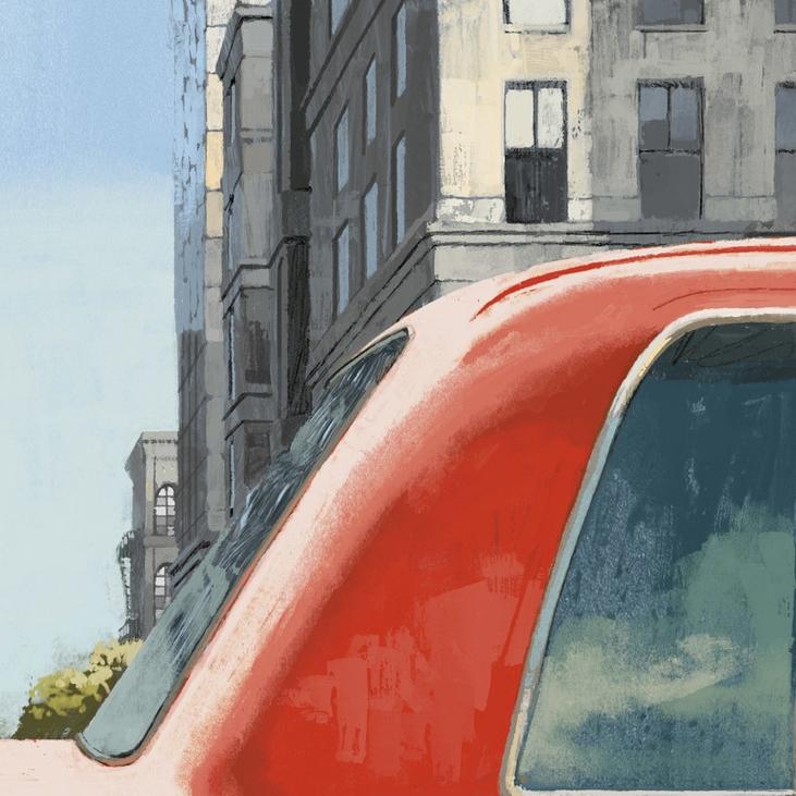 Marc Aspinall Illustrator