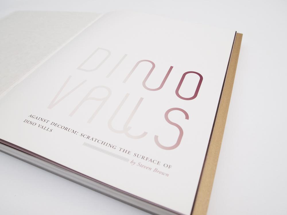 Titelgestaltung – DINO VALLS – Ex Picturis II