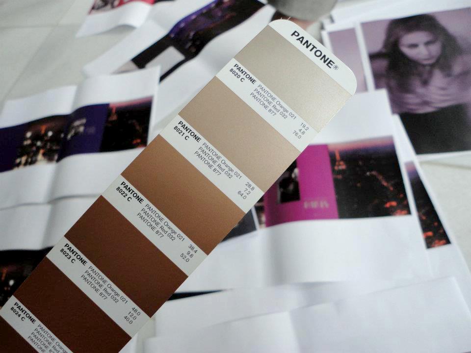 Entwurfsprozess – PARIS – Reneé Jacobs