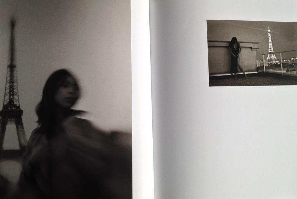 Doppelseite Fotografie: PARIS – Reneé Jacobs