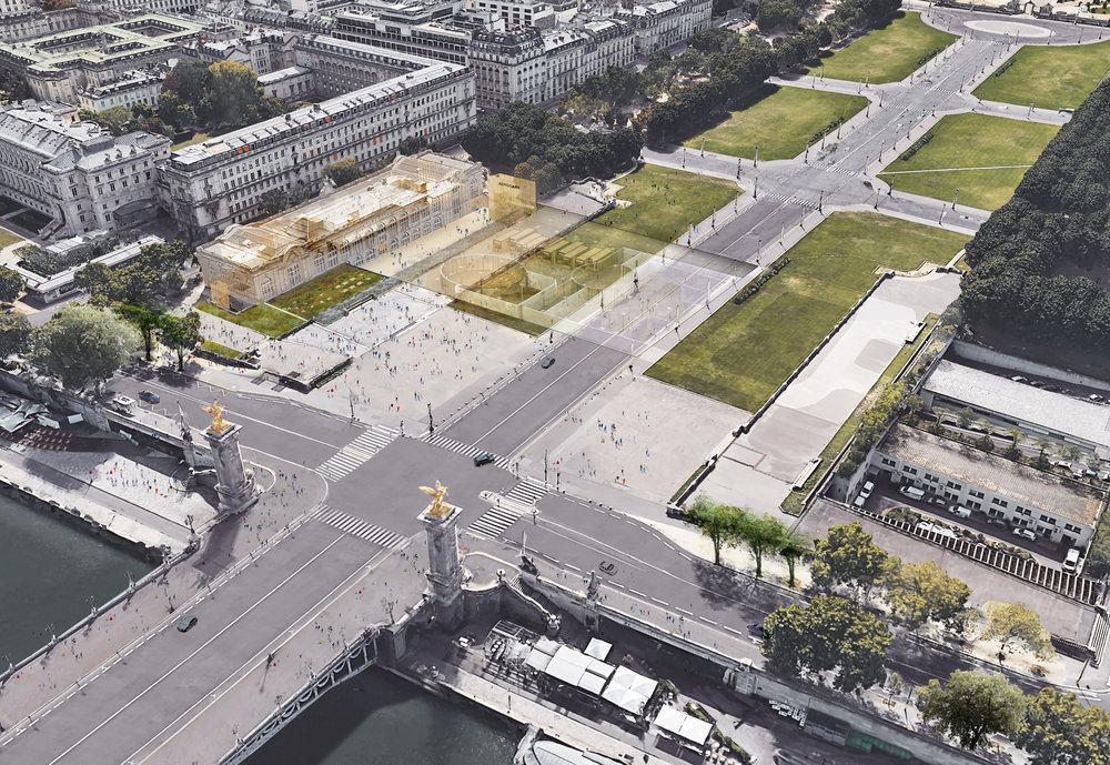 GARE DES INVALIDES, Paris  Transforming an iconic historical building - winner of the Reinventing Paris competition