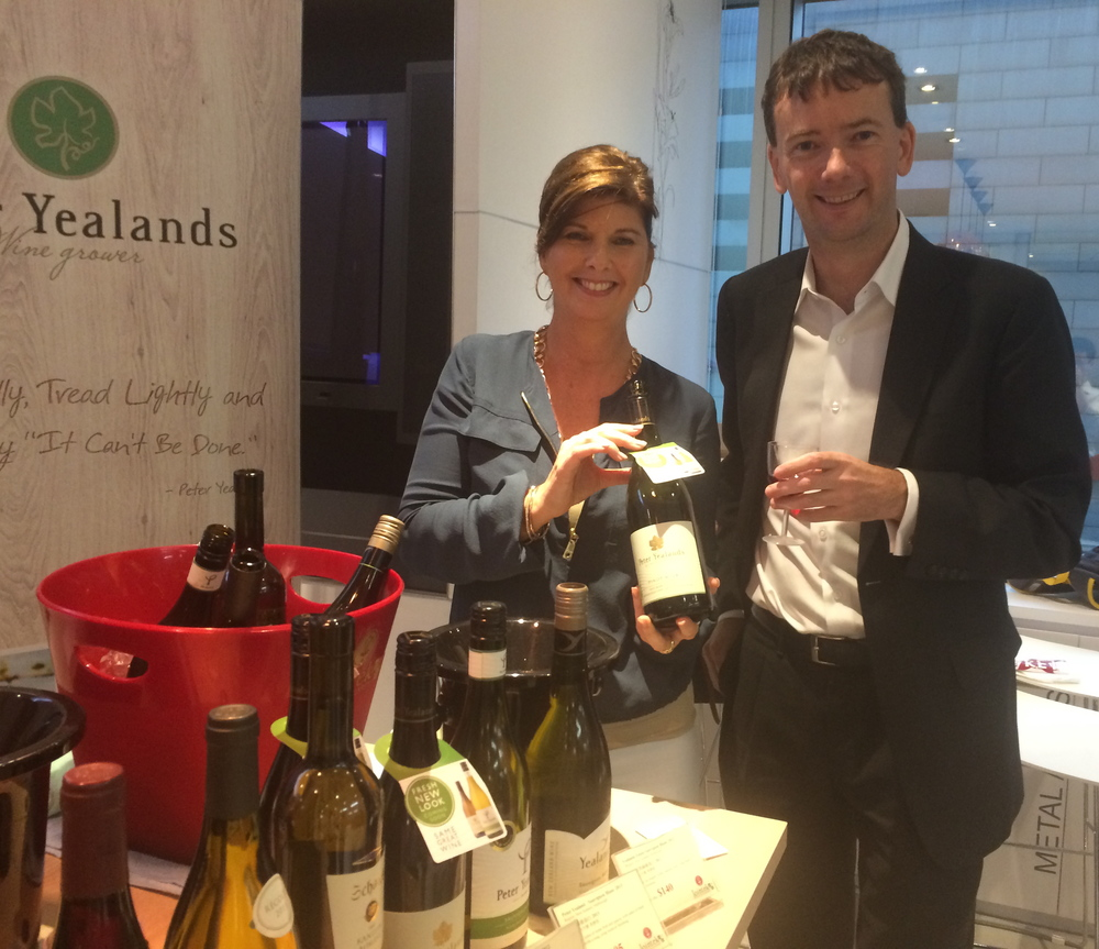 Wine Tasting - Total Loyalty Company (With Jointek) - Sept 2014
