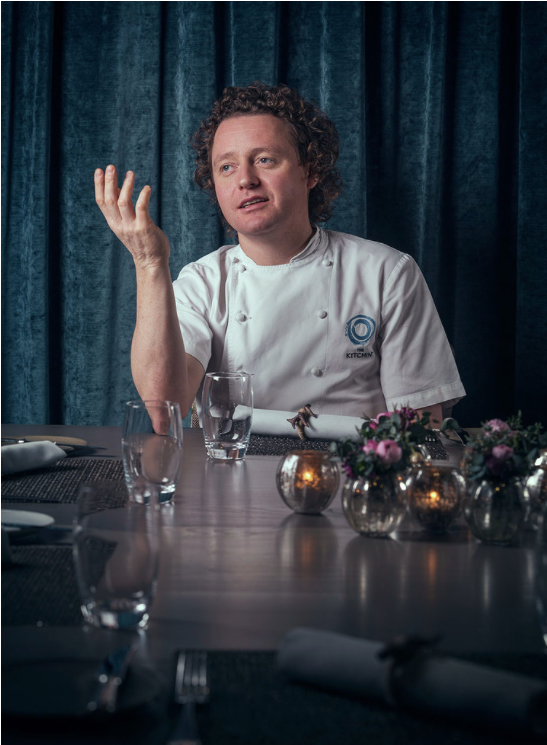 Tom Kitchin for The Caterer via @hospitalitymedi