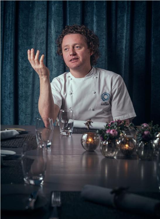 Tom Kitchin for The Caterer via @hospitalitymedi
